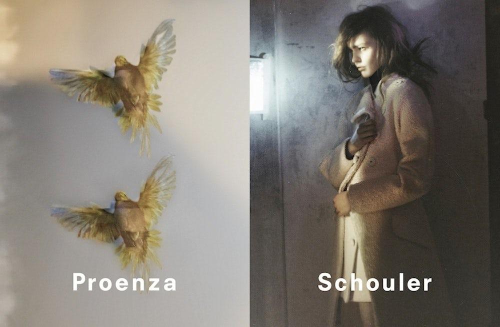 Proenza Schouler FW13 Campaign   Source: Proenza Schouler