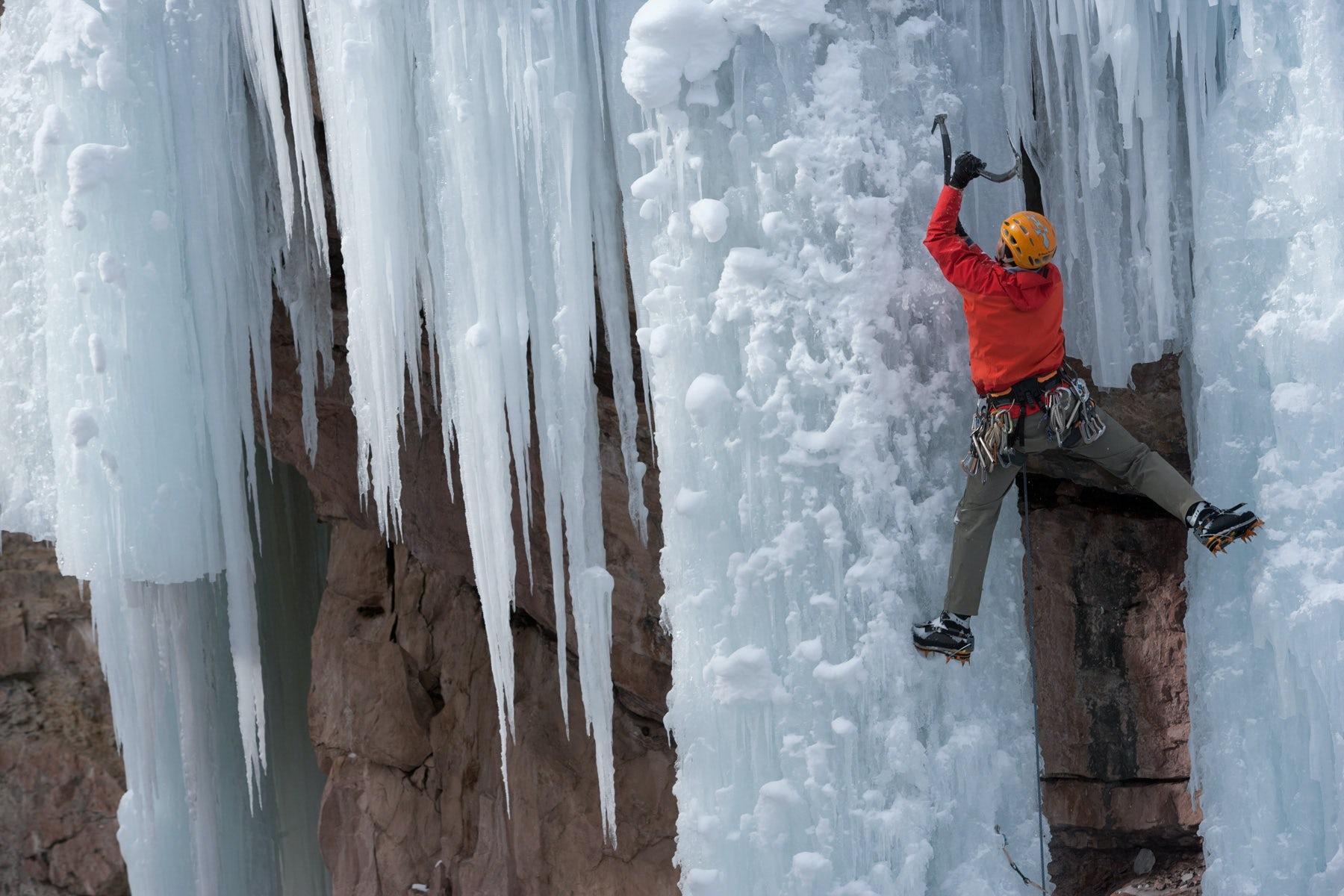 Arc'teryx Bozeman Ice Climbing Festival | Source: Arc'teryx