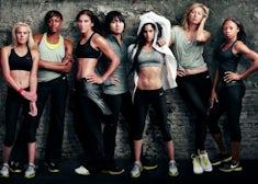 "Nike Women ""Make Yourself"" campaign   Source: Nike"
