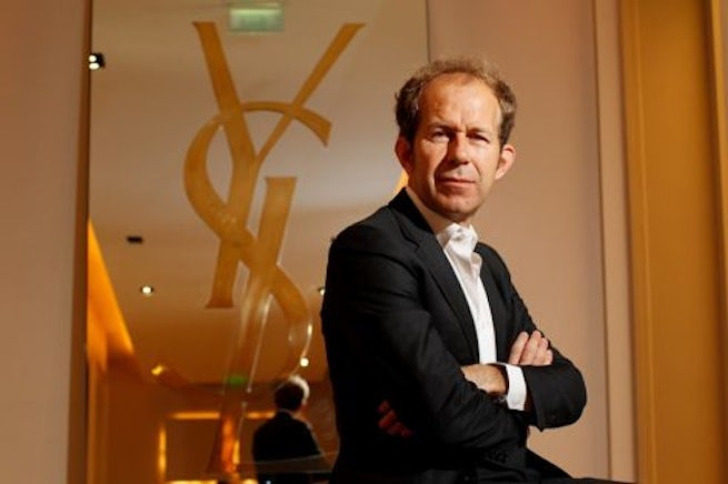 Paul Deneve, former chief executive of Yves Saint Laurent and vice president of special projects at Apple | Source: Courtesy photo