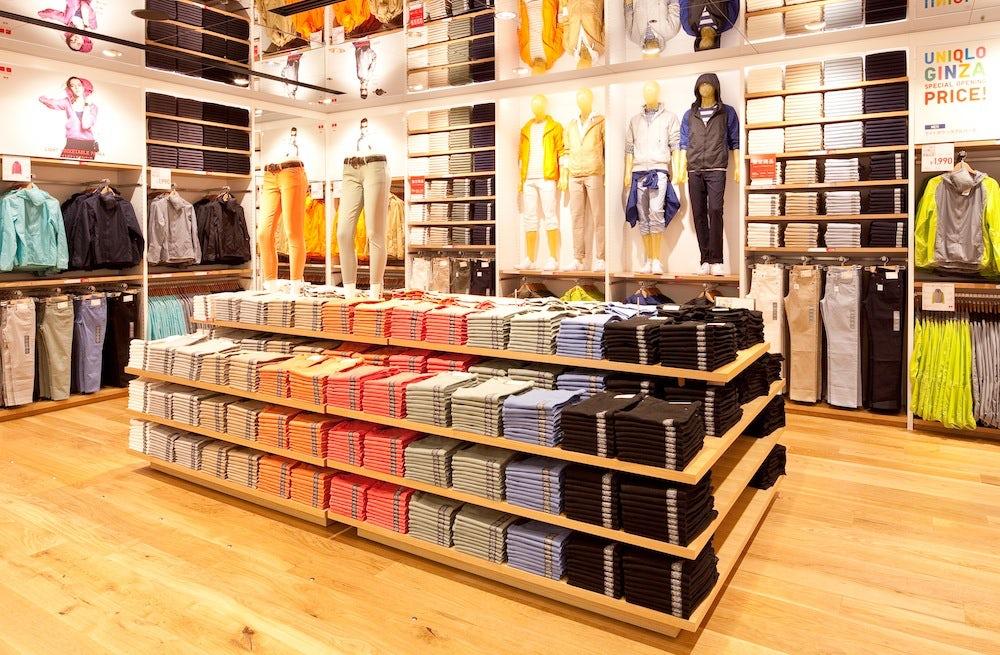 Uniqlo Ginza | Source: Fast Retailing