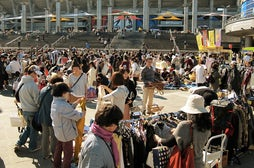 Market at Nissan Stadium Yokohama Japan | Source: Shutterstock