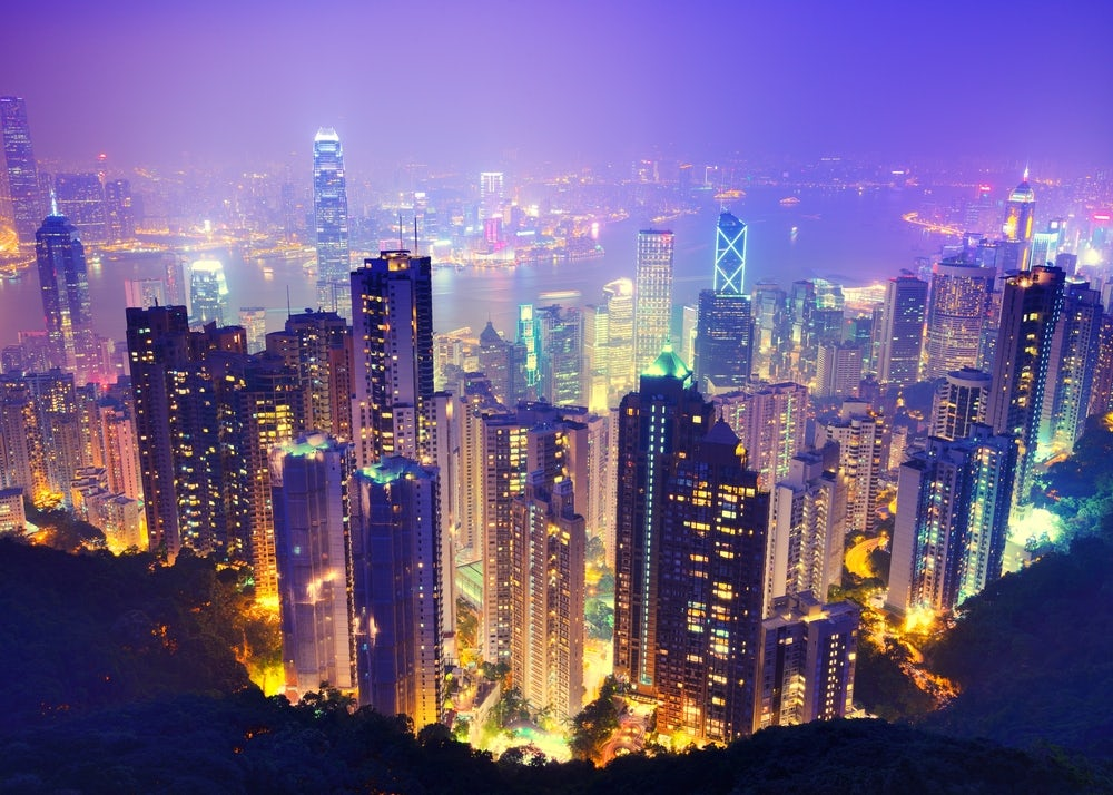 Hong Kong skyline | Source: Shutterstock