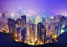 Hong Kong skyline | Source: Shutterstock