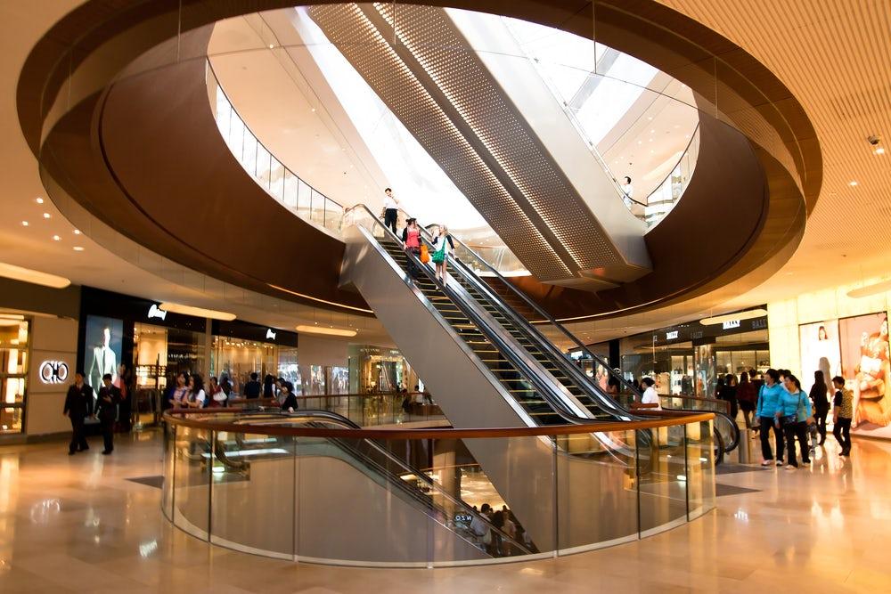 TaiKoo Hui Mall, Guangzhou, China | Source: Shutterstock