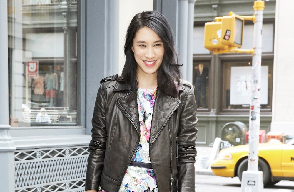 Eva Chen, editor of Lucky magazine | Source: Courtesy
