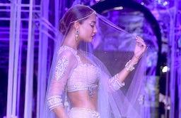 A bridal look by Tarun Tahiliani | Source: Tarun Tahiliani