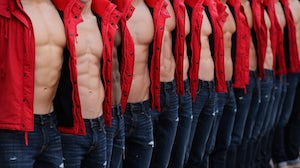 Abercrombie & Fitch models | Source: UWire