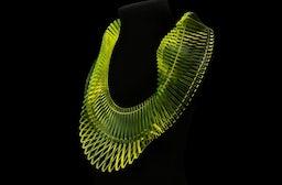 Nahal neckpiece by Sarah Angold  | Source: Sarah Angold Studio