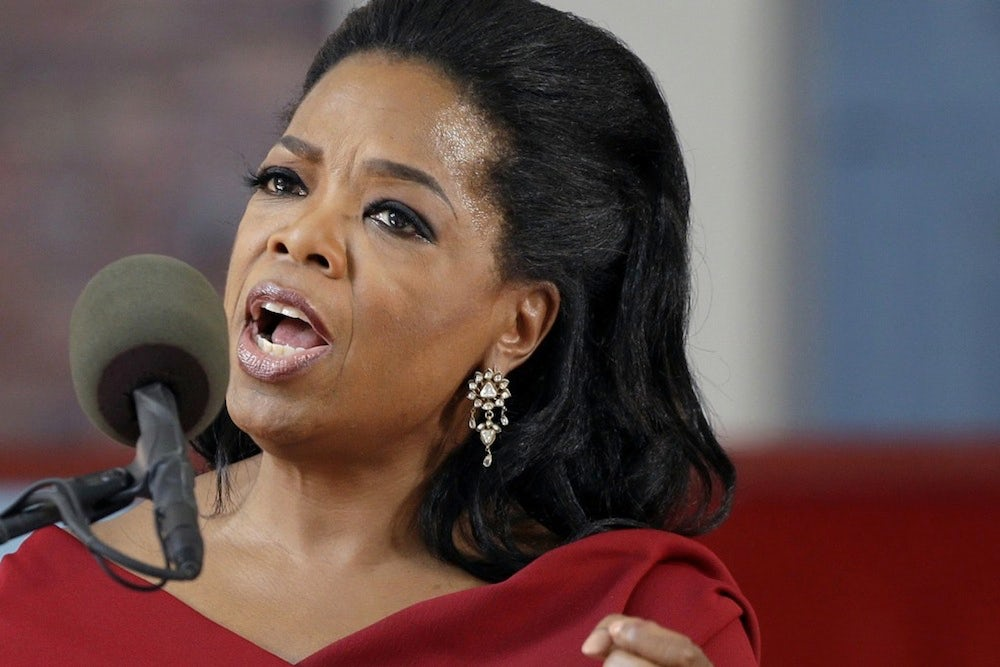 Oprah Winfrey | Source: Associated Press
