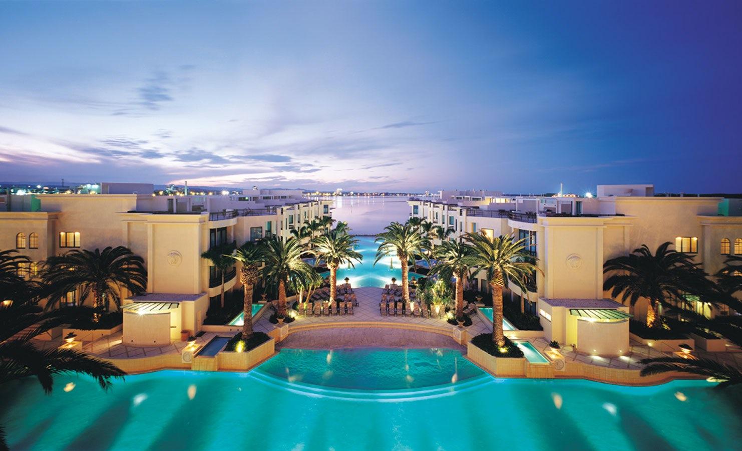 The Palazzo Versace, Gold Coast, Queensland, Australia | Source: DBI Design