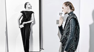Balenciaga Autumn/Winter 2013 By Kacper Kasprzyk | Source: Dazed & Confused