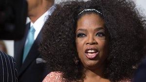 Oprah Winfrey | Source: Reuters