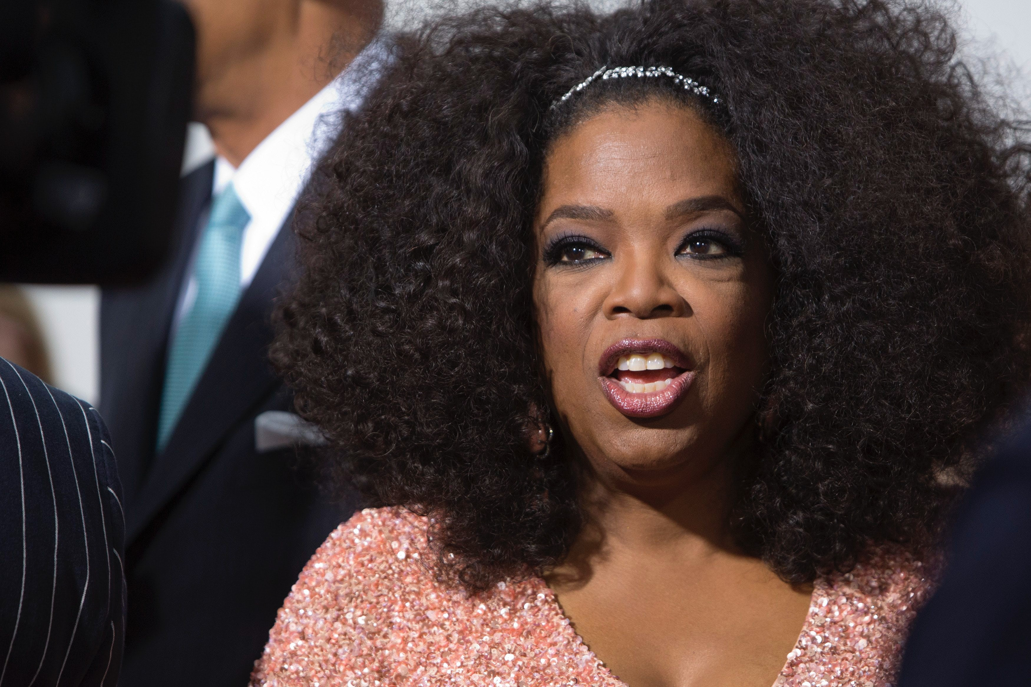 Oprah Winfrey | Source: Reuters