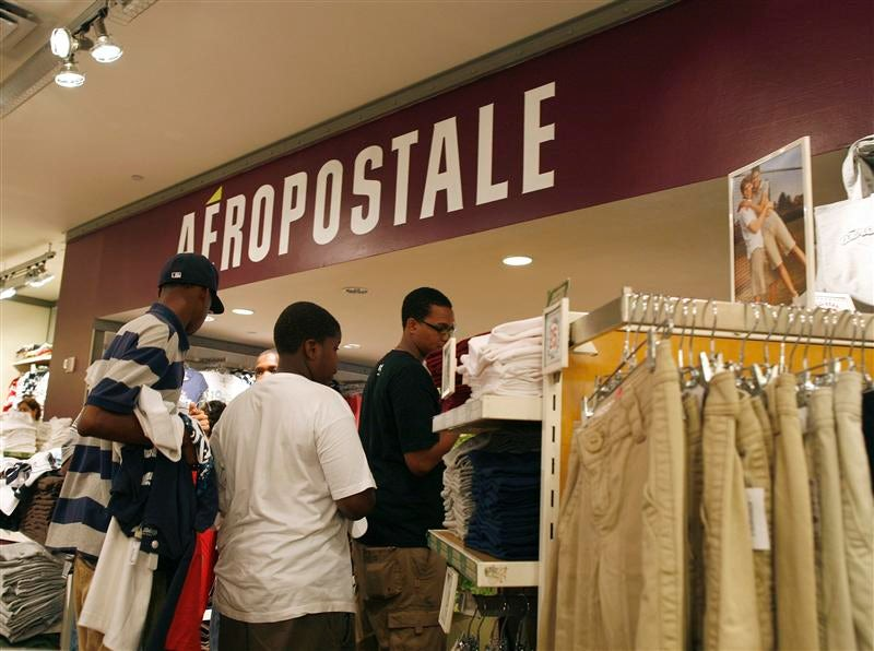 """Aeropostale, one of the """"3As"""" 