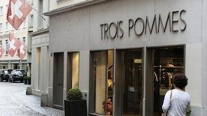 Trois Pommes, Zurich | Source: Lanacion.cl