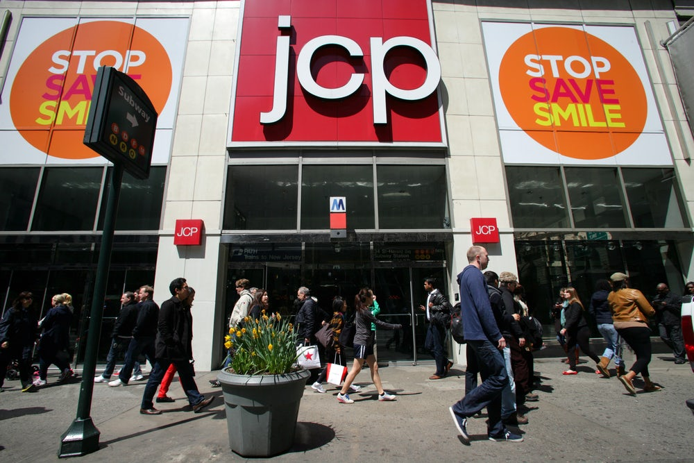 JCPenney store in New York | Source: Shutterstock