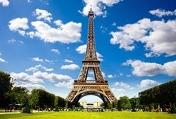 Eiffel Tower, Paris | Source: Shutterstock