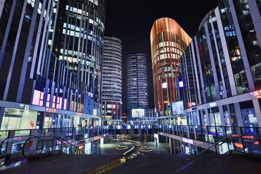 Beijing's Sanlitun Shopping Centre | Source: Shutterstock