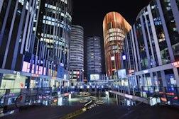 Beijing's Sanlitun Shopping Centre | Source: Shutterstock