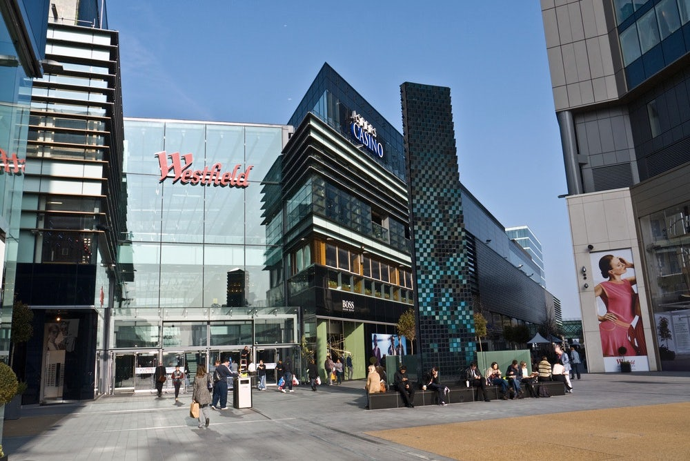 Westfield Shopping Centre | Source: Shutterstock