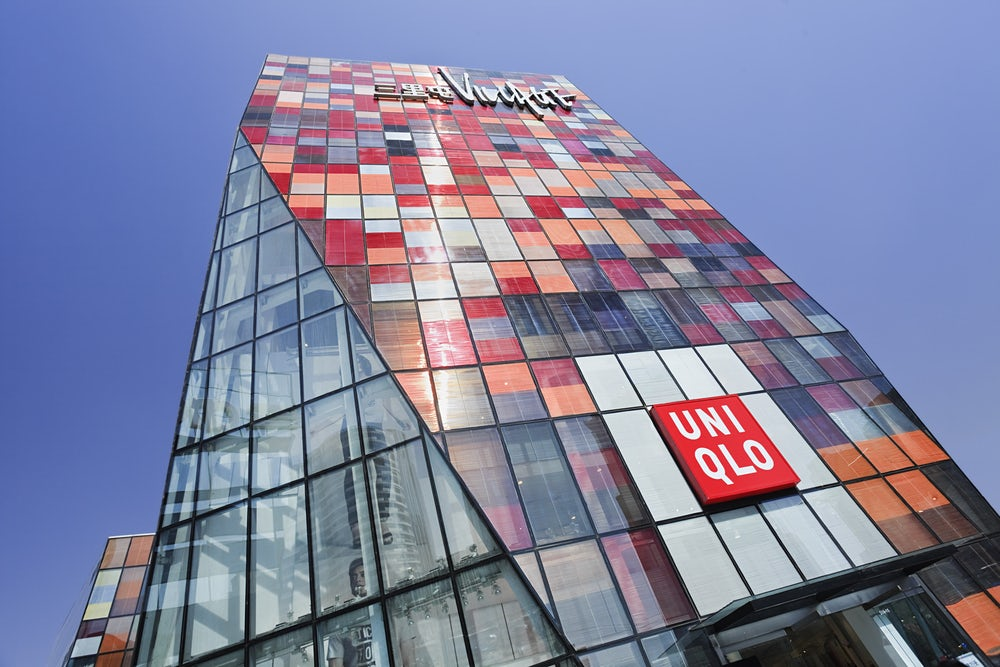 Uniqlo store at The Village, Beijing | Source: Shutterstock