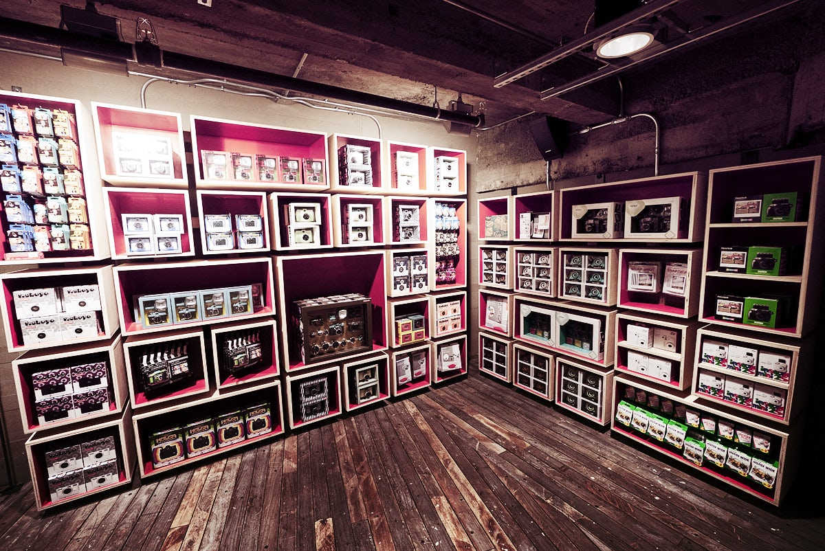 Urban Outfitters Interior | Source: Fanpop.com