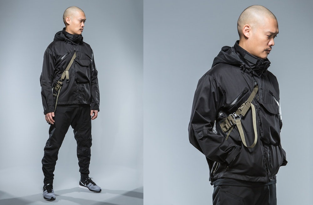 A look from Acronym | Source: Acronym