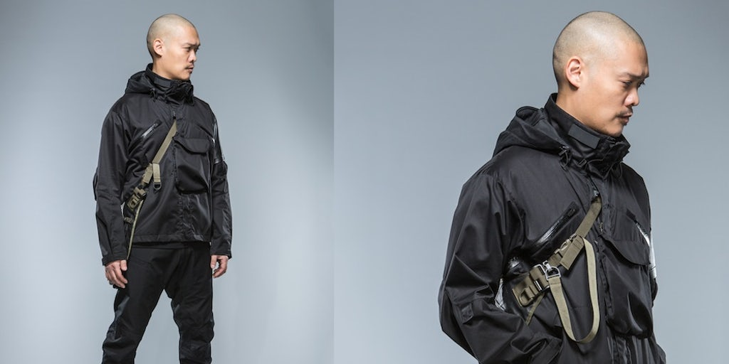 Image result for techwear acronym