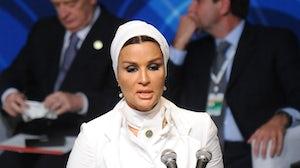 Sheikha Moza | Source: Wikimedia
