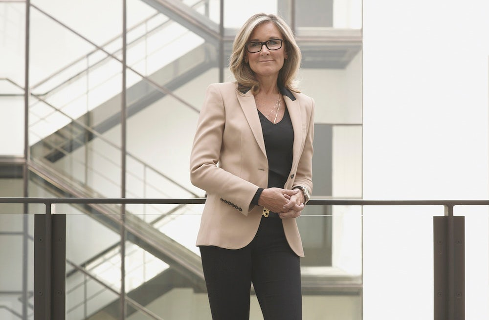 CEO Talk | Angela Ahrendts on Burberry's Connected Culture