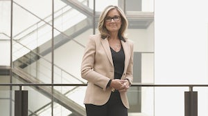 Angela Ahrendts | Photo: Michael Hemy for BoF