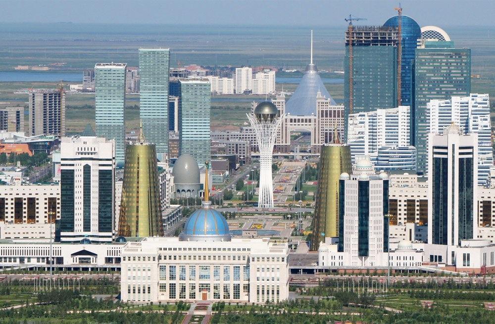 Skyline in Astana, Kazahkstan | Source: Shutterstock