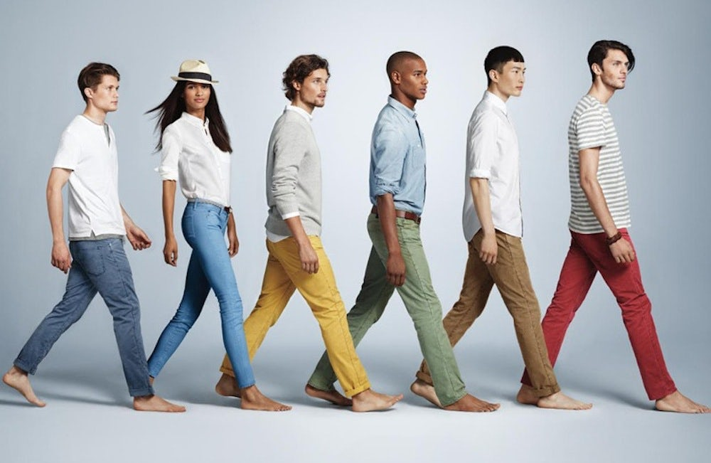 Gap Campaign | Source: Gap