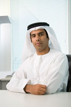 Khalid Al Tayer, chief executive of retail for Al Tayer Group