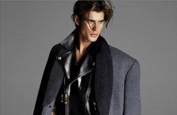 Versace Menswear 2013 | Source: Versace