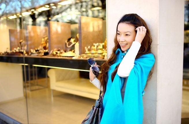 "Li Jing aka ""Miss A,"" founder of Angel Citiz | Source: Courtesy"