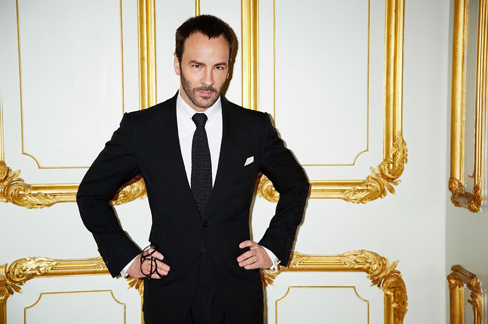 Tom Ford | Photo: Simon Perry for BoF