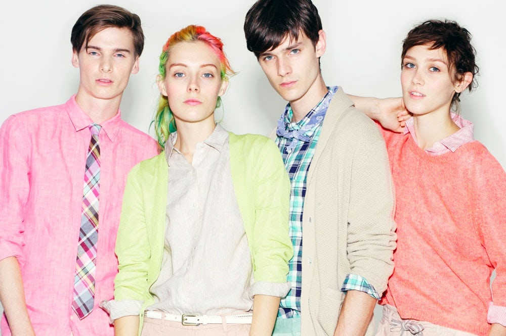 Uniqlo Spring/Summer 2013 Campaign | Source: Uniqlo
