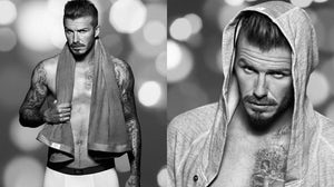 David Beckham for H&M | Source: H&M