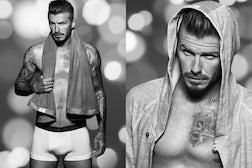 David Beckham for H&M | Source: H&M