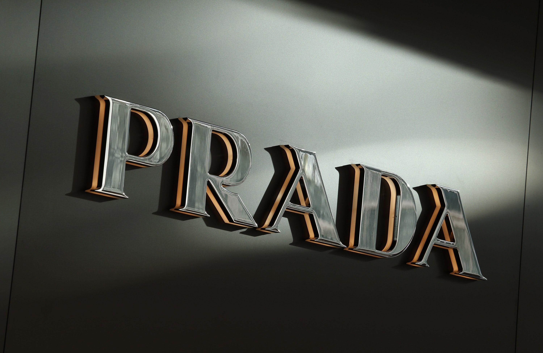 Prada logo | Source: Reuters