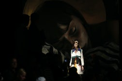 Prada S/S 2014 show | Source: Associated Press