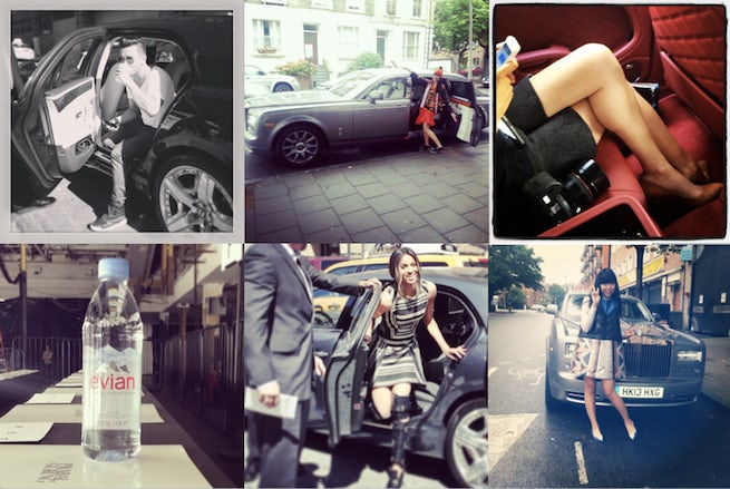 Images by Prabal Gurung, The Sartorialist and Susie Bubble | Source: Instagram