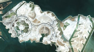 The Pearl development in Qatar | Source: Wikimedia