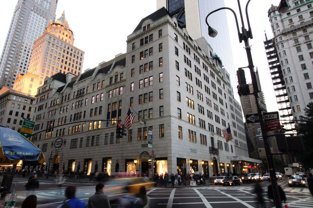 Ex-Amazon Executive Tapped to Run Luxury Store Bergdorf Goodman