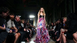 Emilio Pucci Spring/Summer 2014 | Source: NowFashion