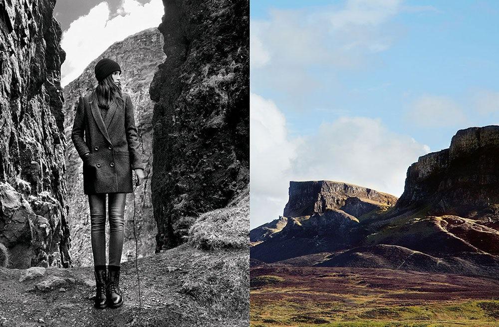 Esprit Autumn/Winter 2013 Campaign | Source: Esprit