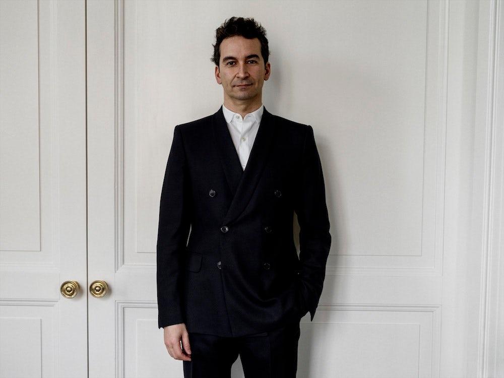 Federico Marchetti | Photo: Daria Birang