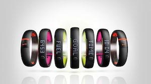 Nike+ FuelBand SE   Source: Nike